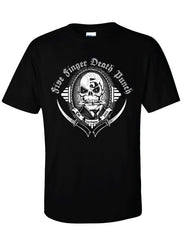 FIVE FINGER DEATH PUNCH -  SKULL HEAD - Est. Los Angeles 2005 - T-Shirt