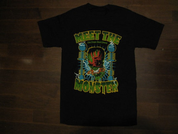 FIVE FINGER DEATH PUNCH - MEET THE MONSTER- T-Shirt