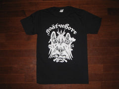GOATWHORE-Who Needs A God When You've Got Satan-Two Sided Print-Unisex- T-Shirt