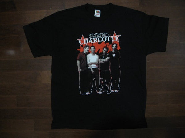 GOOD CHARLOTTE- The Young And The Hopeless T-shirt