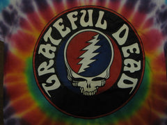 Grateful Dead - Steal Your Face -Tie-Dye -  T-Shirt