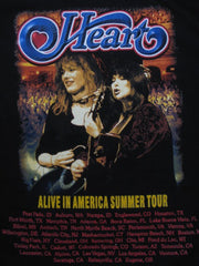 HEART -  North American Tour  - T-shirt