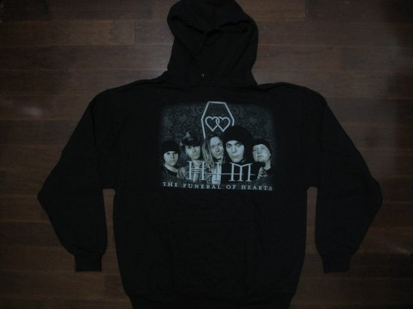 HIM - The Funeral Of Hearts- Hoodie..