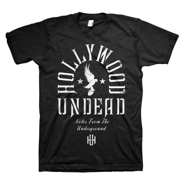 HOLLYWOOD UNDEAD - Notes From The Underground - T-Shirt