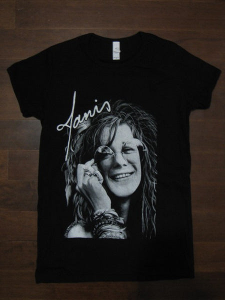 JANIS JOPLIN- GIRLS / WOMENS / T-shirt