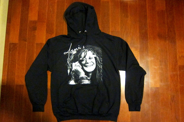 JANIS JOPLIN - Up Close- Hoodie