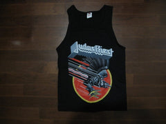 JUDAS PRIEST - SCREMING FOR VANGEANCE TOUR - TANK TOP / Two Sided Print