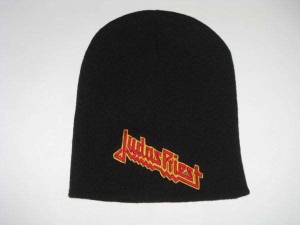 JUDAS PRIEST -Embroidered  -  Logo Beanie