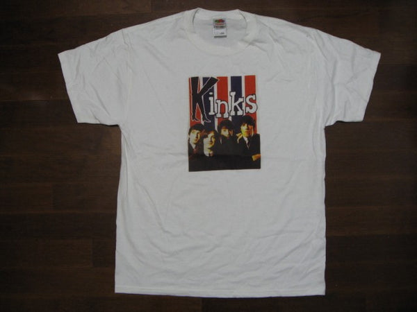KINKS-Group Photo- T-Shirt