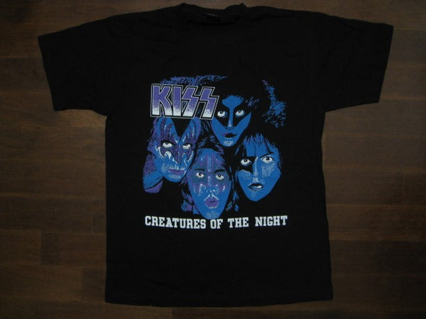KISS - CREATURES OF THE NIGHT  -T-shirt