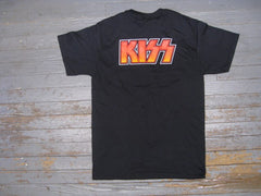 KISS - CREATURES OF THE NIGHT / Printed Front And Back -T-shirt