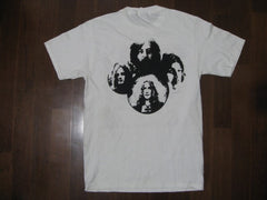 Led Zeppelin -FIRST ALBUM /PRINTED FRONT AND BACK / SHIRT