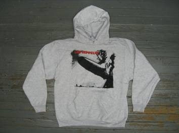Led Zeppelin- First Album Cover- Hooded Sweatshirt