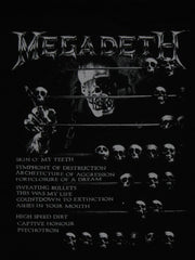 Megadeth - Countdown To Extinction - T-shirt