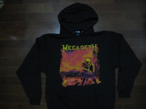 Megadeth - Peace Sells But Who's Buying- Hoodie #1