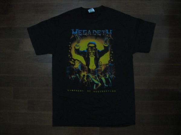 Megadeth- Symphony Of Destruction- T-shirt