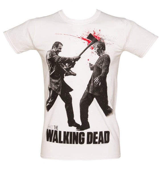 Walking Dead - Axe To The Head- T-shirt