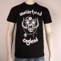 Motorhead - England -Two Sided Print - T-shirt