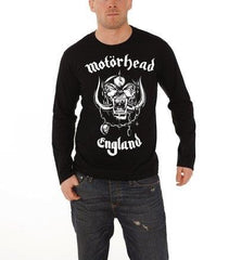 MOTORHEAD- ENGLAND- LONG SLEEVE SHIRT