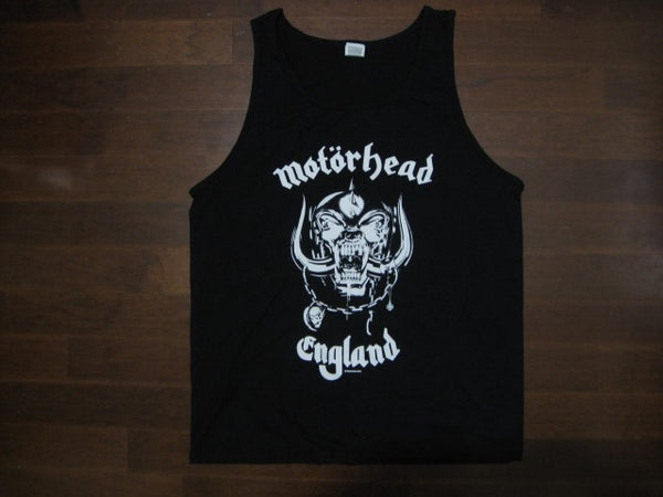Motorhead - England - Tank Top- Two Sided Print !