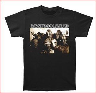 MUSHROOMHEAD - GROUP PHOTO - T-shirt