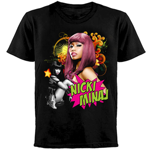 NICKI MINAJ - T-shirt