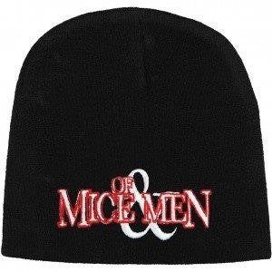 OF MICE & MEN  - EMBROIDERED -   Logo Beanie