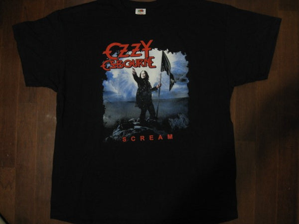 OZZY OSBOURNE - SCREAM - T-shirt