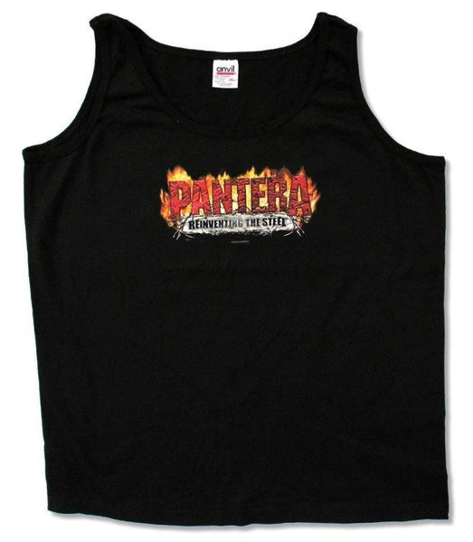 PANTERA - Reinventing The Steel- Tank Top