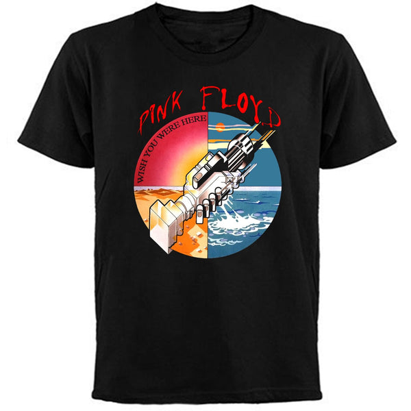 PINK FLOYD- Wish You Were Here- T-shirt