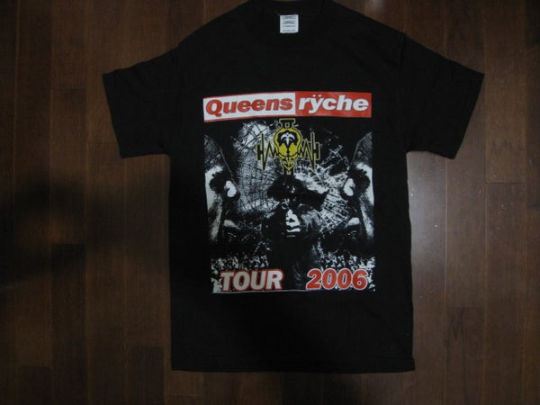 QUEENS RYCHE-2006 Tour - T-shirt / Two Sided Print