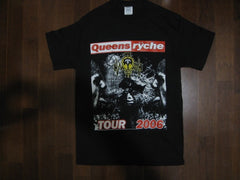 Queensrÿche -2006 Tour - T-shirt / Two Sided Print