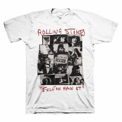 ROLLING STONES - Exile On Main St - T-Shirt