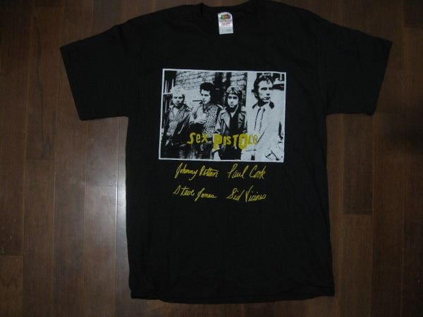 SEX PISTOLS - Group Photo- T-Shirt