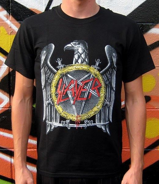 SLAYER - Eagle In The Abyss - T-Shirt