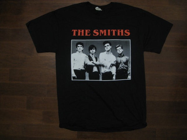 SMITHS- Group Photo - T-Shirt