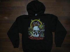SLAYER-South Of  Heaven - Hoodie - Two Sided Print