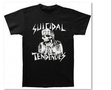 SUICIDAL TENDENCIES-  T-shirt