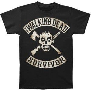 Walking Dead - Survivor- T-shirt