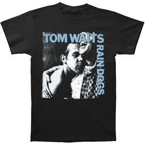 TOM WAITS- RAIN DOGS- T-SHIRT