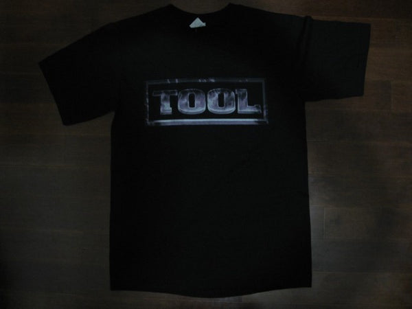 TOOL -Smokey Box Logo/Aenima Lp Art -T-SHIRT