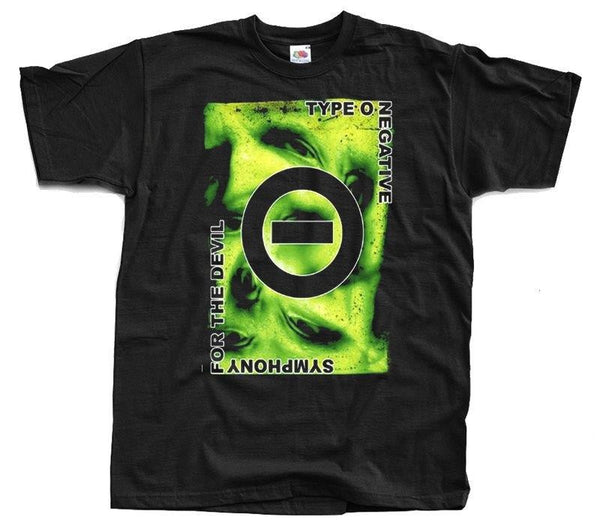 TYPE O NEGATIVE- Symphony For The Devil-TShirt