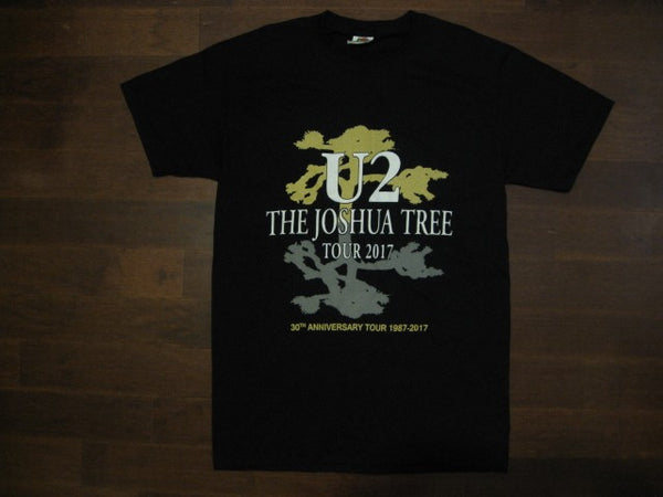 U-2 - The Joshua Tree - 2017 Concert Tour - T-Shirt