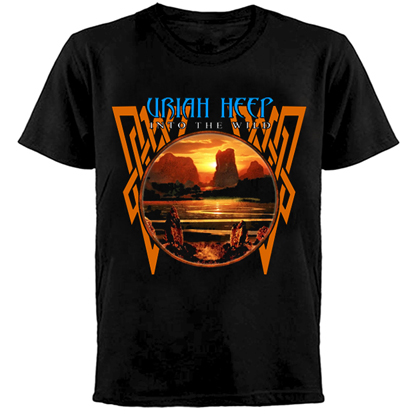 URIAH HEEP‏ - ALBUM COVER T-Shirt