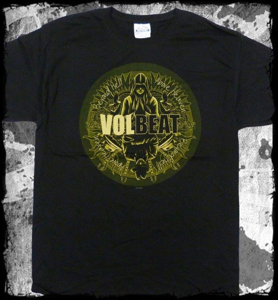 VOLBEAT -Album Cover - T-Shirt