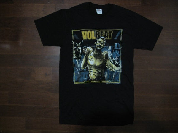 VOLBEAT / SEAL THE DEAL & LET'S  BOOGIE - T-Shirt
