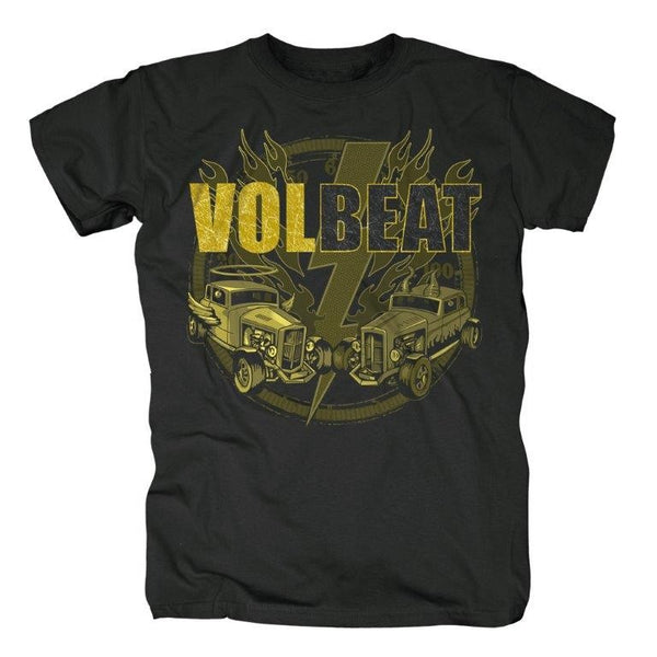 VOLBEAT - Dual Hot Rods - T-Shirt