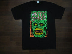 WHITE ZOMBIE‏-  GET UP AND KILL -T-SHIRT - Two Sided Print