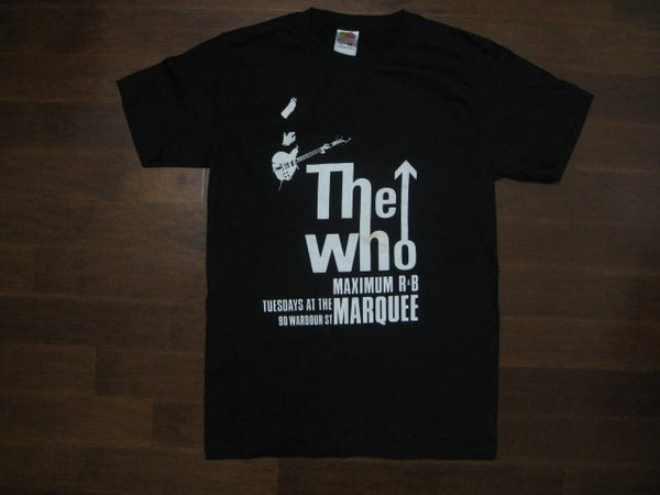 THE WHO - Maximum R&B- T-shirt