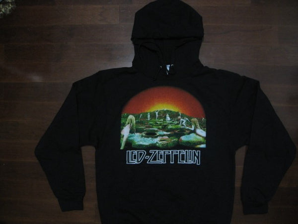 Led Zeppelin- Houses Of The Holy- Hooded Sweatshirt